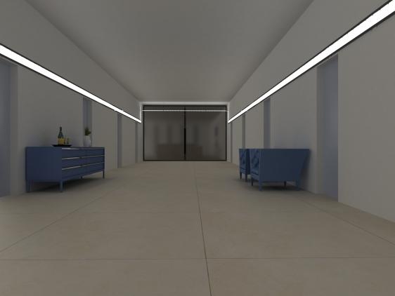 Casa moderna roma italy luci al led for Luci al led per casa